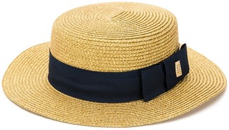 The Marc Jacobs Kids Glitter Detailed Sun Hat