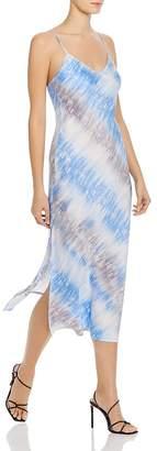 re:named apparel Re:Named Tie-Dye Slip Dress - 100% Exclusive