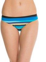 Jag Swimwear Coastline Reversible Retro Bikini Bottom 8130188