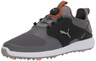 Puma mens Ignite Pwradapt Caged Disc Golf Shoe
