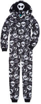 JELLIFISH KIDS Jelli Fish Kids Long Sleeve One Piece Pajama-Big Kid Boys