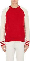 Rag & Bone Men's Liam Wool-Blend Sweater-RED