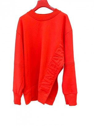 Ivy Park Red Cotton Knitwear