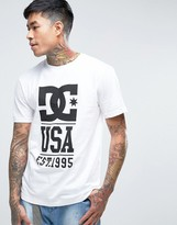 DC Usa Stack T-shirt