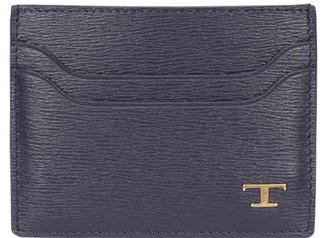 Tod's Logo Plaque Cardholder