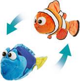 Disney Nemo and Dory Reversible Plush - Large - 22''