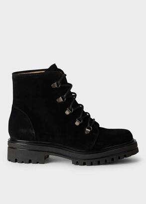 Hobbs Jamie Suede Hiker Boots