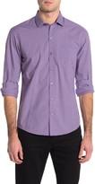 Zachary Prell Pawlata Plaid Long Sleeve Regular Fit Shirt