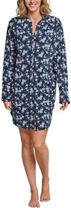 Schiesser Women's Sleepshirt 1/1 Arm 95cm Nightgown