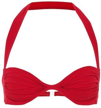 Norma Kamali Bill bikini top