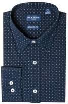 Men's Nick Dunn Stretch Modern-Fit Dress Shirt