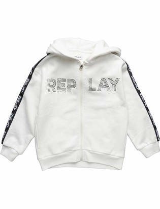 Replay Girl's Sg2413.050.20225 Sweat Jacket