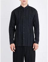 Issey Miyake Wrinkle Pleated Shirt
