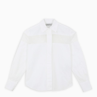 Valentino White long sleeves shirt