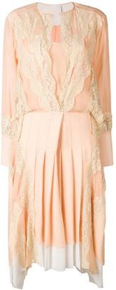 Chloé Lace Embellished Dress