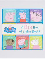 Marks and Spencer Peppa PigTM Big Box of Little Books