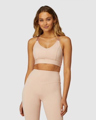 L'urv - Women's Nude Crop Tops - Sweet Sanctuary Crop - Size One Size, XS at The Iconic