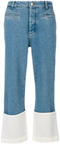 Loewe fisherman trousers - women - Cotton - 36