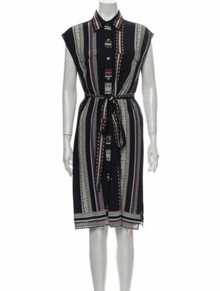 Derek Lam Silk Knee-Length Dress w/ Tags