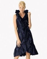 Ricki Freeman for Teri Jon Ruffle Dress