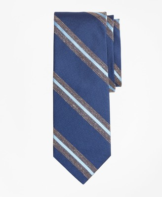 Brooks Brothers Open Stripe Tie