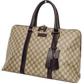 Gucci GG cloth handbag