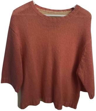 By Malene Birger Pink Wool Knitwear