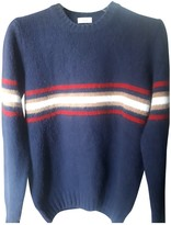 Altea Blue Wool Knitwear for Women
