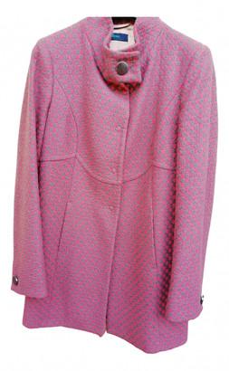 Benetton Multicolour Wool Coats