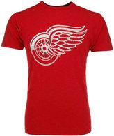 '47 Men's Short-Sleeve Detroit Red Wings Scrum Logo T-Shirt