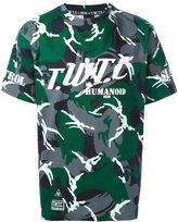 Kokon To Zai 'Camouflage Humanoid' T-shirt