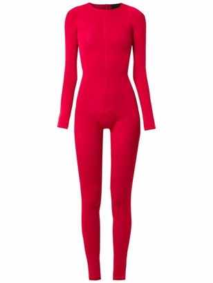 Andrea Bogosian Slim Fit Jumpsuit