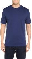 Robert Talbott Men's Liquid Jersey Pima Cotton Crewneck T-Shirt