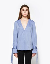 Unstoppable Top in Blue