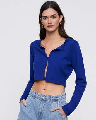 Lioness Cher Cropped Cardi