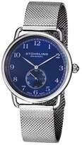 Stuhrling Original Men's Classique 207M Bracelet Watch
