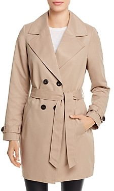 Vero Moda Vmberta Three-Quarter Trench Jacket