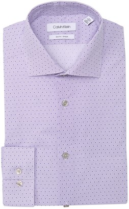 Calvin Klein Slim Fit Stretch Fit Dress Shirt