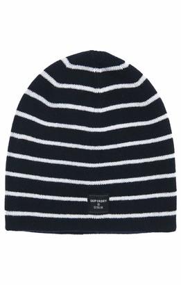 Superdry Men's Fine Lux Beanie Winter accessory set