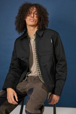 Timberland Black Workwear Jacket - Black S at Urban Outfitters