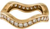 Cartier Diamond Eternity Band