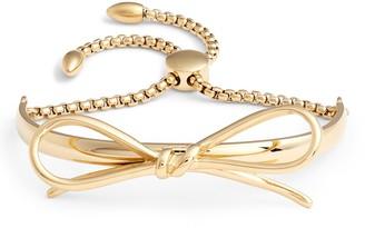 Knotty Bow Bracelet