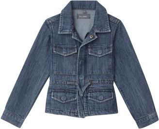 DL1961 Drawstring Denim Jacket