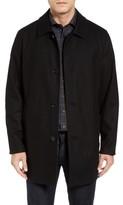 Cole Haan Men's Reversible Wool Blend Overcoat
