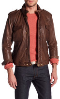 Gant Genuine Leather Army Jacket