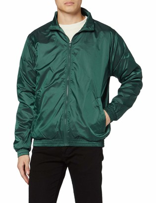 Urban Classics Men's Jacquard Track Jacket Sports