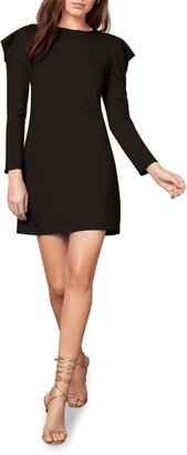 BB Dakota Spill the Tea Long Sleeve Minidress