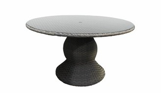 Rochford Sol 72 Outdoor Glass Dining Table Sol 72 Outdoor