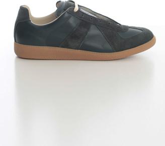 Maison Margiela Nappa Colour Replica Low Top Sneakers