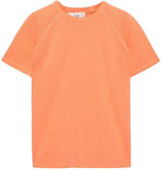 Victoria Victoria Beckham Ribbed Cotton T-shirt